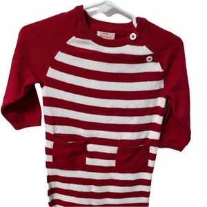 Cat & Jack One Piece Holiday Outfit Baby 12 months
